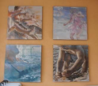 ''Cztery Żywioły'' - Wystawa w Szklanej Pułapce