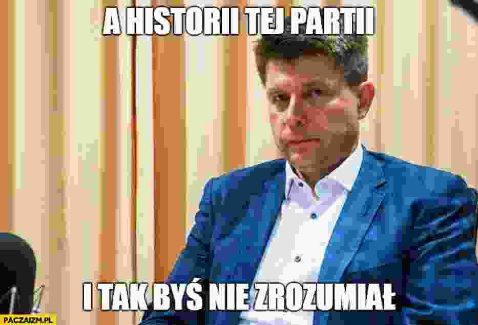 Ryszard Petru ulubieńcem internautów. Na randki zabiera do bankomatu [MEMY]