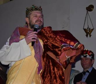 Salezjańskie jasełka w kościele w Debrznie z humorem