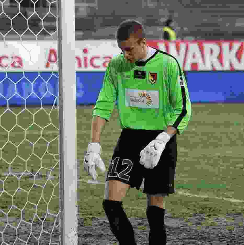 Grzegorz Sandomierski (Jagiellonia Białystok)/ Creative Commons 3
