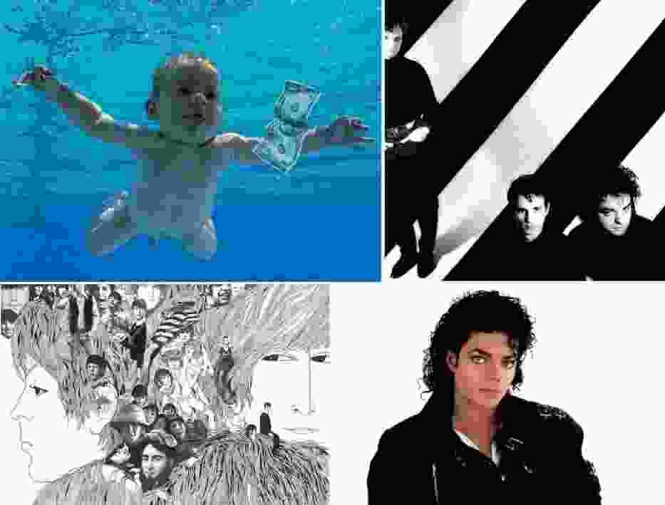 QUIZ. Słynne płyty wielkich artystów. Rozpoznasz te okładki?