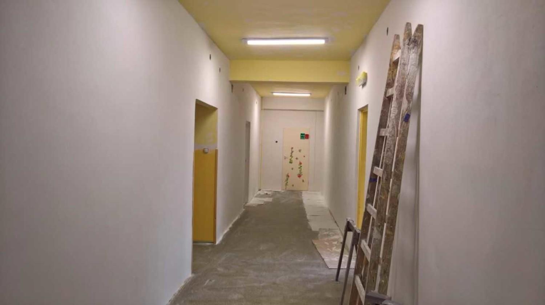 Trwa remont pierwszego piętra w Chełmińskim Domu Kultury