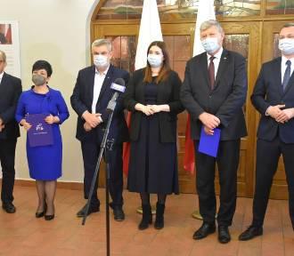 Ciechocinek. Samorządowcy ogłosili wyniki w ramach Polskiego Ładu