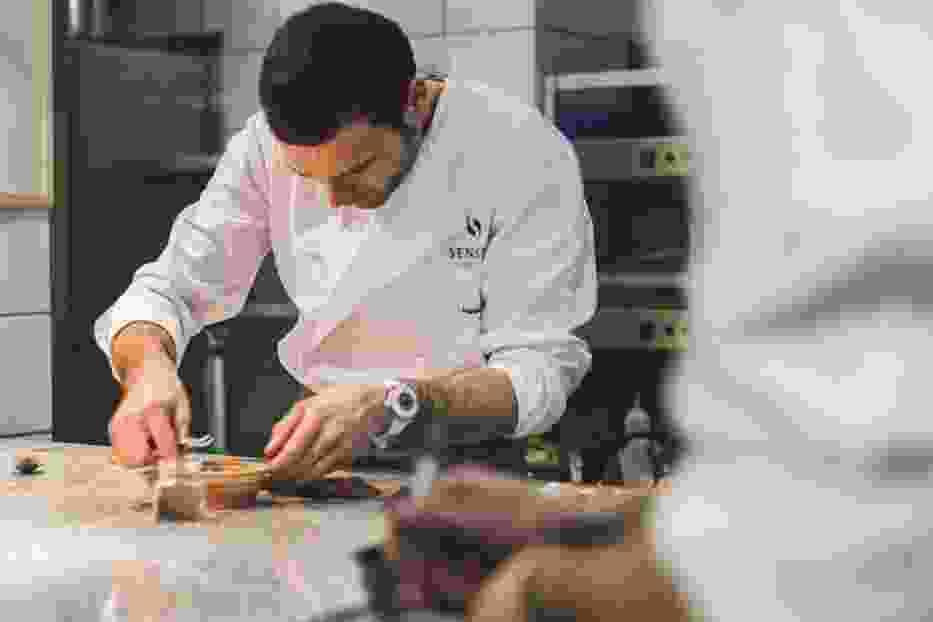 Jest druga warszawska restauracja z Gwiazdką Michelin! Lokal Senses dołącza do Amaro!