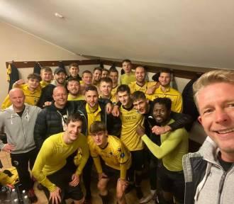 Nikodem Sroka zapewnił zwycięstwo żółto-czarnym