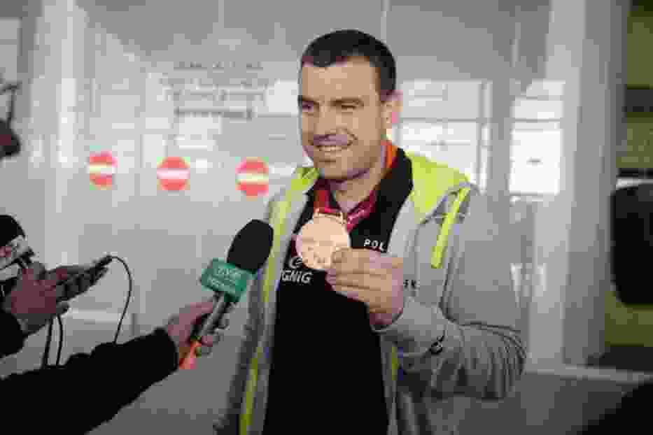 Nasi brązowi medaliści wrócili z Kataru