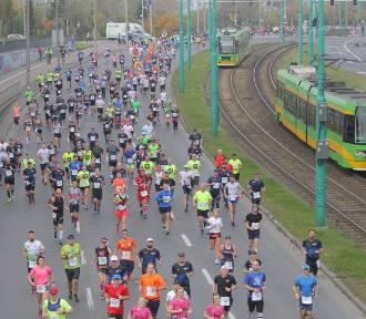 Poznań Maraton 2018: Utrudnienia dla kierowców i pasażerów MPK. Sprawdź!