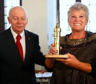 Elżbieta Gniewaszewska odebrała Złotą Wieżę Trybunalską - ZDJĘCIA