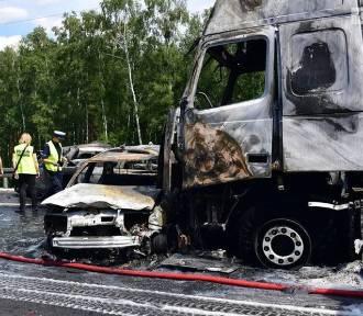 Tragiczny wypadek na A6. Prawie rok po tragedii prokuratura zakończyła śledztwo [ROZMOWA]