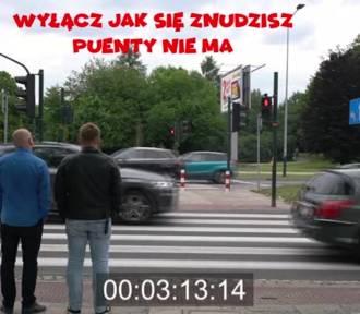 Poważny program. Trasa Łagiewnicka a piesi?