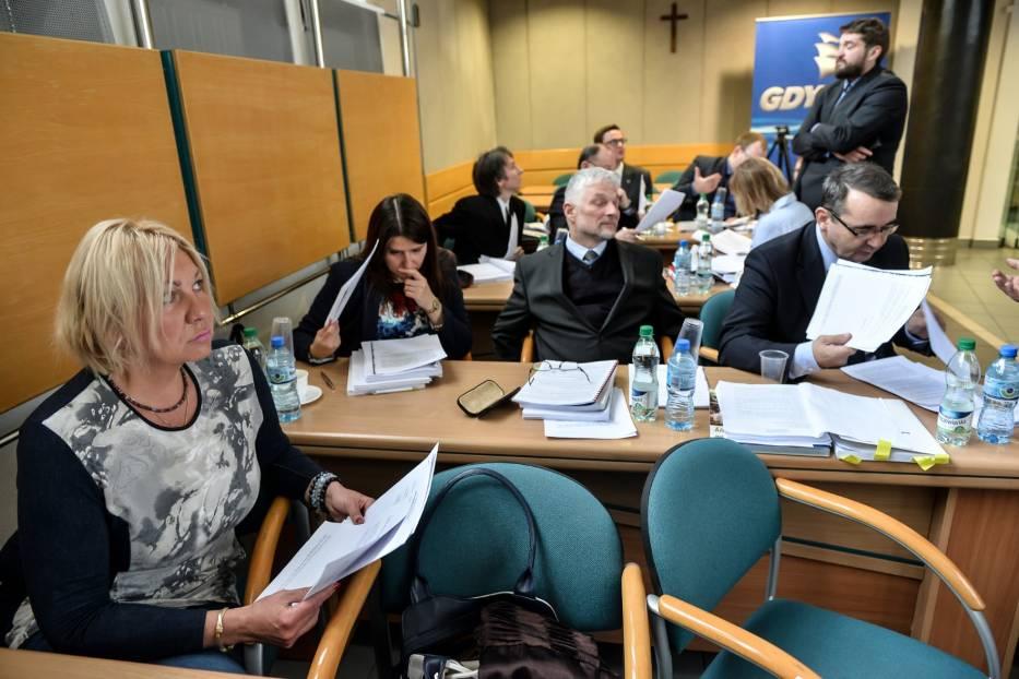 Sesja Rady Miasta w Gdyni - 30