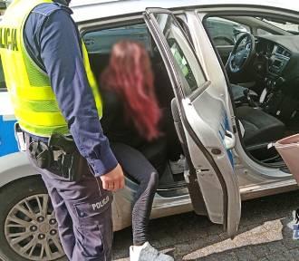 Małżeństwo oszustów ścigane w całym kraju złapane przez drogówkę z Wałbrzycha