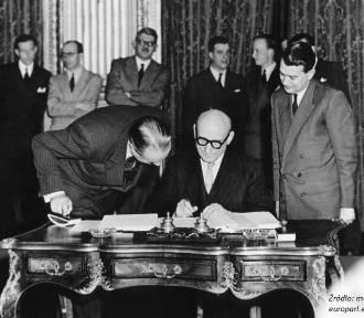 To było w maju… Wspominamy ważne wydarzenia z historii integracji europejskiej