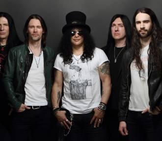 Slash wystąpi w przyszłym roku w Atlas Arenie w Łodzi!