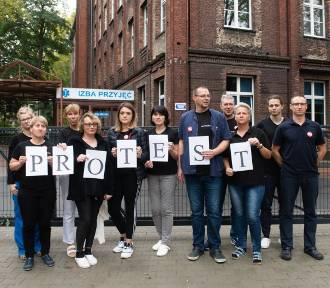 Fizjoterapeuci wznawiają protesty. W Poznaniu jednak nie wszyscy będą strajkować