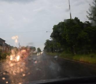 Ostrzeżenie przed burzami z gradem w sobotę
