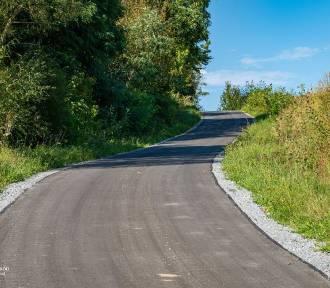 Zakończyli drobne drogowe remonty na terenie miejscowości w gm. Nowy Żmigród [FOTO]
