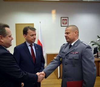 Zbigniew Maj rezygnuje z funkcji komendanta głównego policji [AKTUALIZACJA]