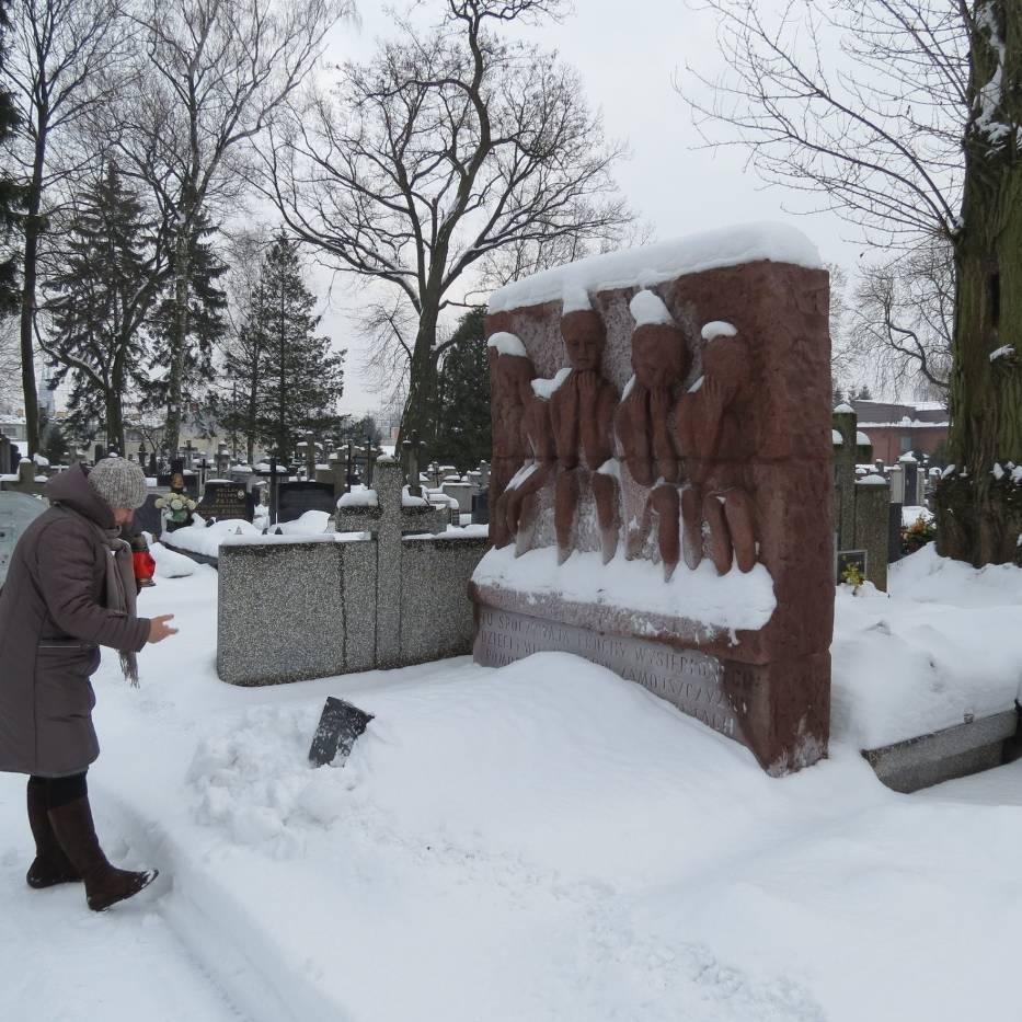 Mieszkańcy Siedlec pamiętają o tragicznych wydarzeniach sprzed 70 laty