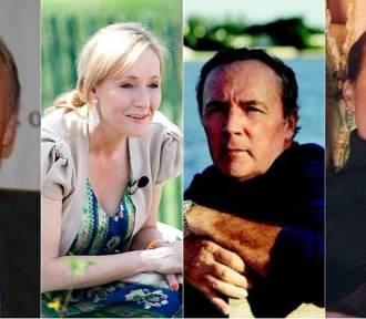 Pisanie książek się nie opłaca? Oto najbogatsi pisarze na świecie!