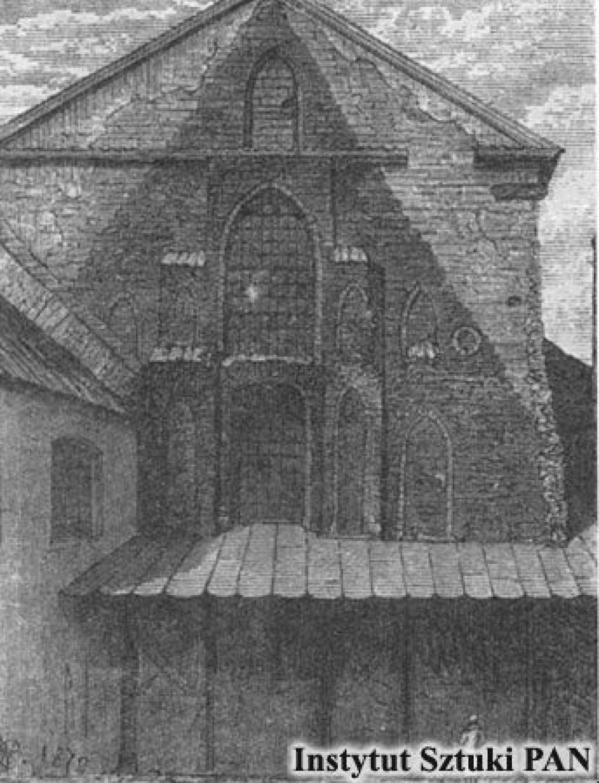 Fasada kościoła św