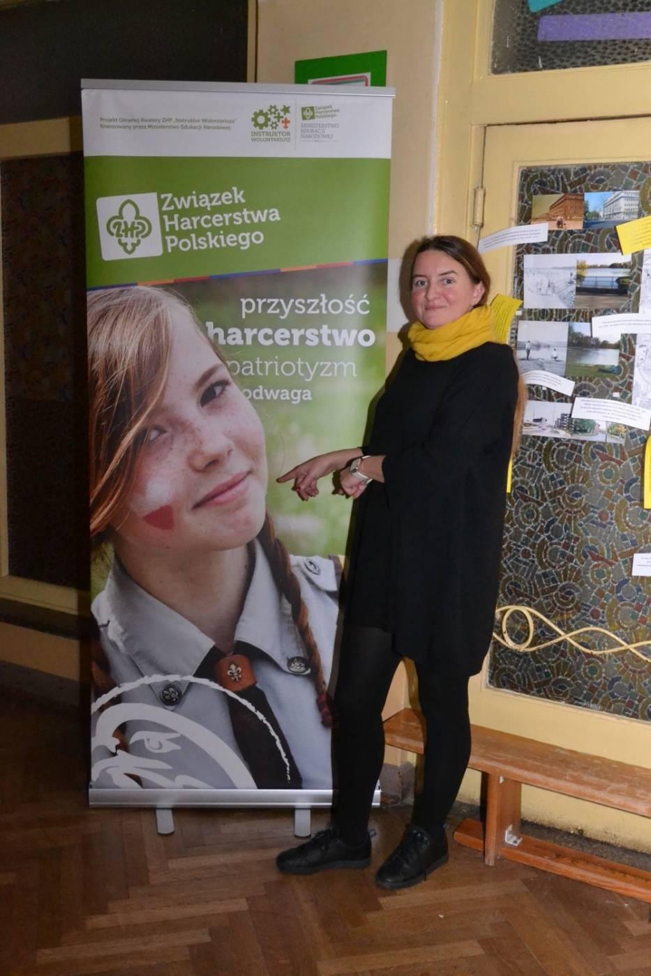 hm Emilia Kulczyk - Prus członek GK ZHP ds