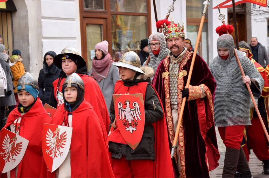 Zobaczcie zdjęcia z Orszaku Trzech Króli w Jarosławiu