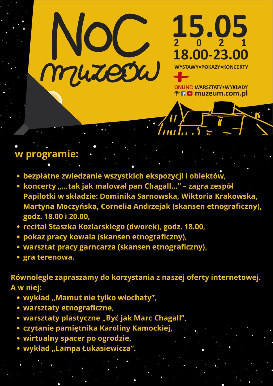 Program Muzeum Okręgowego w Koninie