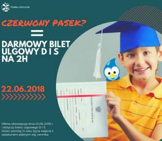 Koniec roku szkolnego - Termy Cieplickie nagradzają najlepszych!