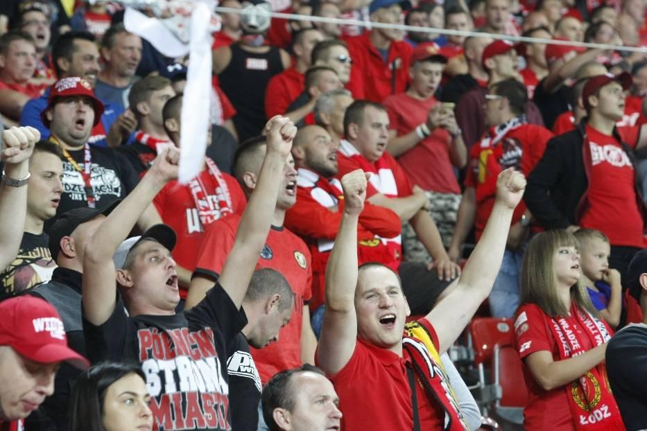 Wielka Sobota przed  fanami Widzewa i GKS Bełchatów