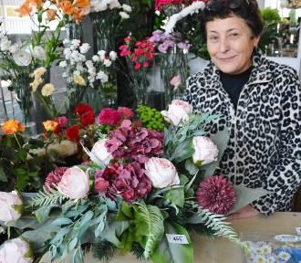 Oferta piotrkowskich kwiaciarni przed 1 listopada