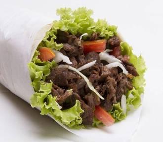 Najlepszy kebab w Dąbrowie według Internautów. Sprawdź, które lokale polecają