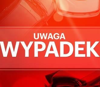 Tragiczny wypadek w powiecie mogileńskim. Nie żyje kobieta