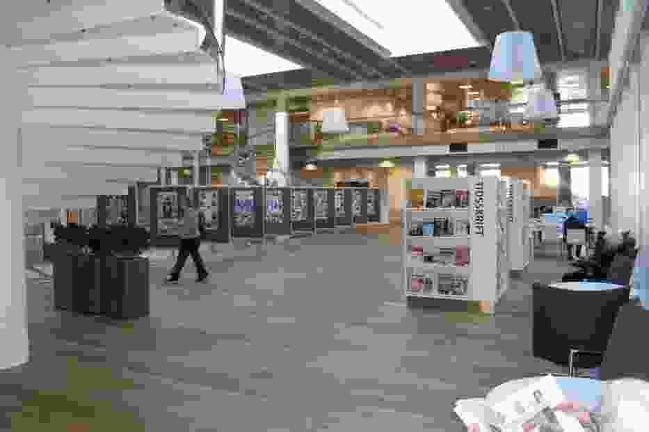 Biblioteka w duńskim Kolding - wzorzec multimedialnego centrum wiedzy i informacji