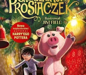 """Premiera najnowszej książki J.K. Rowling. """"Gwiazdkowy Prosiaczek"""" już w księgarniach"""