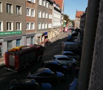 Zapach gazu wyczuwalny w budynku w centrum Gdańska. Akcja strażaków