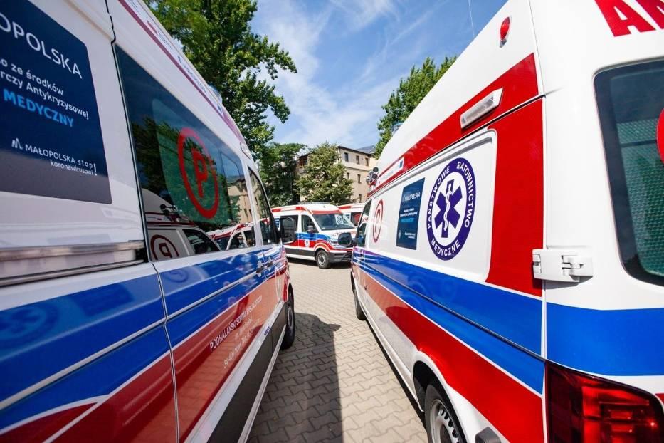 Koronawirus w Małoposce najbardziej dotknął powiat nowosądecki