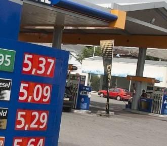 Mieszkaniec gminy Lipno ukradł paliwo w Osieku i uciekał przez dwa powiaty