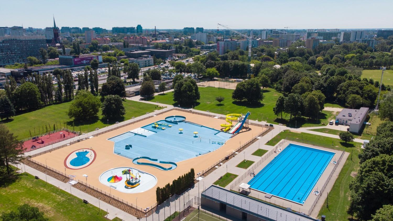 Park Moczydło, Warszawa. Otwarcie projektu za 25 mln już 15 czerwca. Odwiedziliśmy wyremontowany park wodny