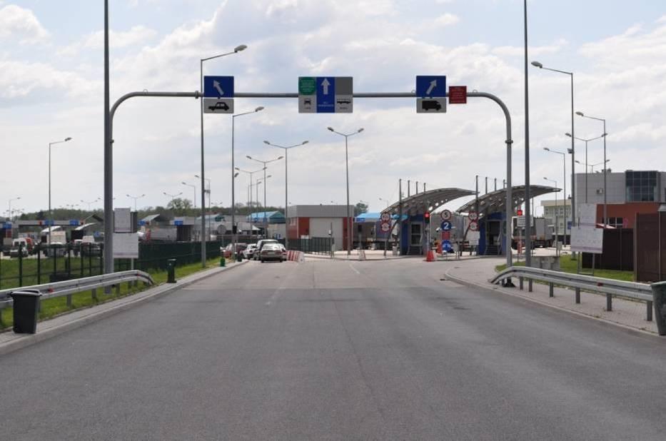 Poważne utrudnienia na przejściu granicznym w Dorohusku - Jagodzin