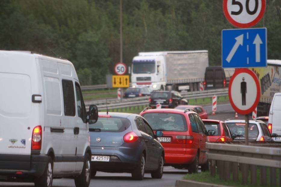 11 sierpnia zamkną DTŚ w stronę Katowic