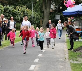 Bieg dzieci w I Biegu Rodzinnym 2017[ZDJĘCIA]