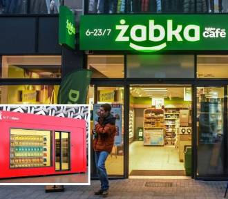 Żabka jako kontener - sklep samoobsługowy bez sprzedawcy WIZUALIZACJE
