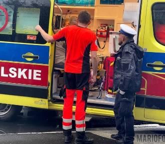 Autobus MZK potrącił na pasach kilkuletnią dziewczynkę
