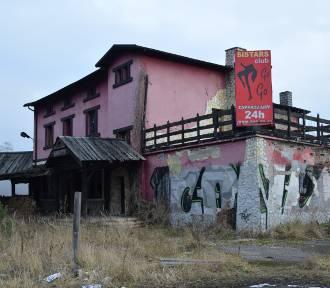 Słynny klub nocny w Śląskiem został wyburzony. Zobaczcie, jak kiedyś wyglądał