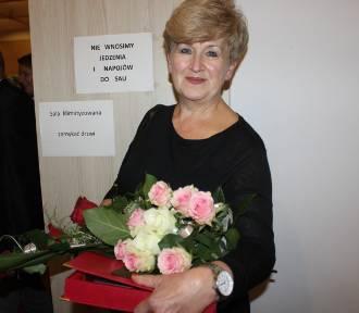 """Wanda Kalińska """"Zasłużona dla Gminy Zbąszyń """""""