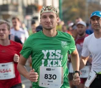 Maratończycy opanowali Poznań. Zobacz zdjęcia biegaczy!