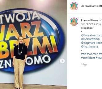 Klara Williams z Wrocławia, siostrzenica premiera Morawieckiego, gwiazdą programu TV