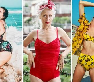 Jakie stroje kąpielowe są najmodniejsze? Moda plażowa 2019