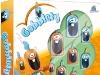 Gobblety - rodzinna gra w kółko i krzyżyk.